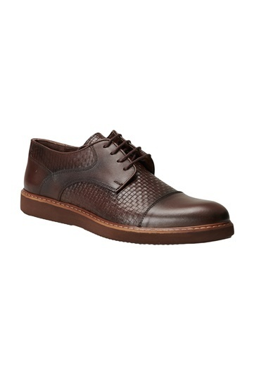 Altınyıldız Classics Casual Rahat Deri Ayakkabı 4A2221100018 Kahve